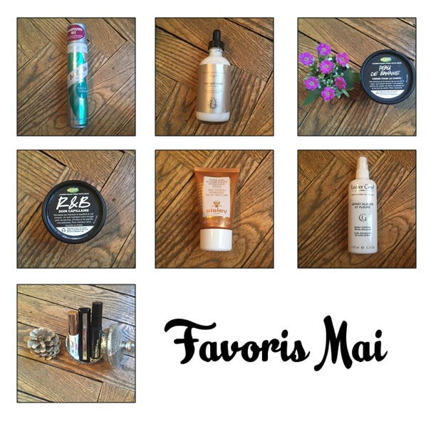 Favoris #Mai Beauté & Make-up